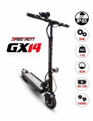 Gx14 speedtrott