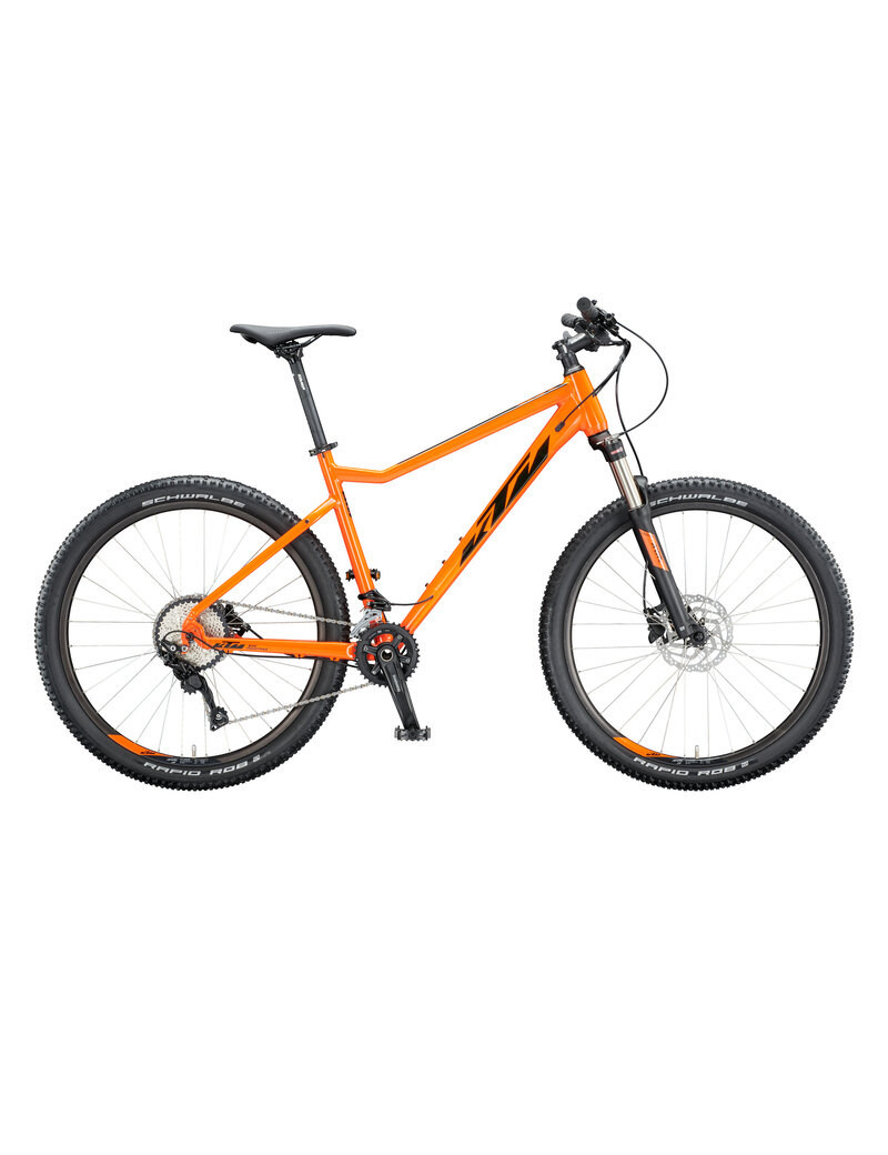 "Ultra Flite 27.5""- 2020, VTT Semi rigide KTM - Global Vélo, magasin de vélo"