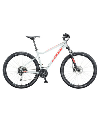 "Ultra Fun 29"" blanc - 2020, VTT Semi rigide KTM - Global Vélo, magasin de vélo"