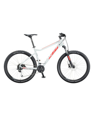 "Ultra Fun 27.5"" blanc - 2020, VTT Semi rigide KTM - Global Vélo, magasin de vélo"