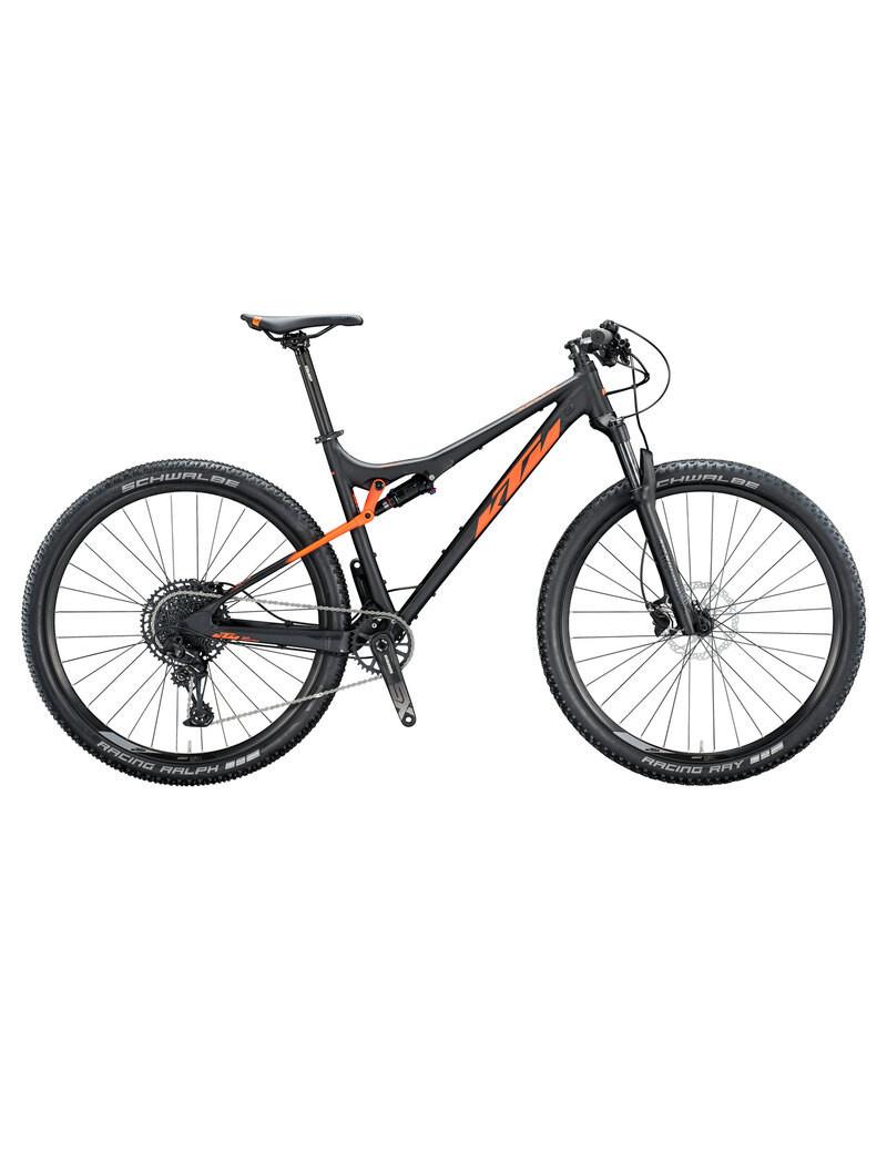 Scarp 294 2020 de KTM. VTT tout suspendu. Global Vélo