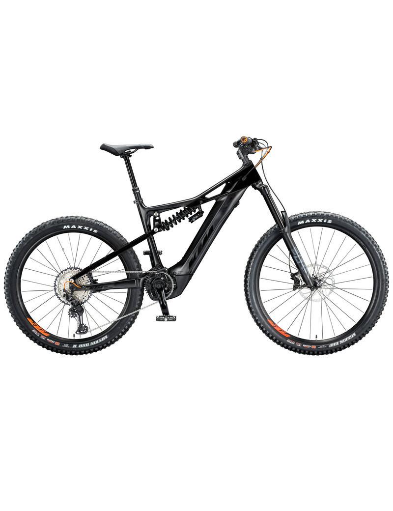 MACINA PROWLER MASTER 202. VTT Tout suspendu électrique KTM. Global vélo