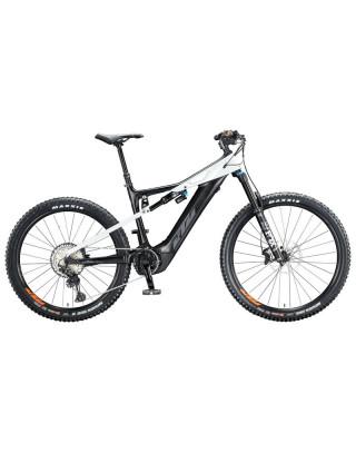 MACINA KAPOHO MASTER 2020. VTT électrique tout-suspendu KTM. Global Vélo