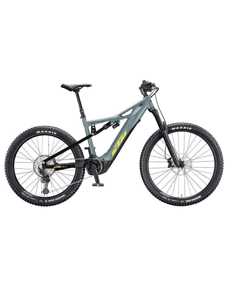 MACINA KAPOHO 29722020. VTT électrique tout-suspendu KTM. Global Vélo