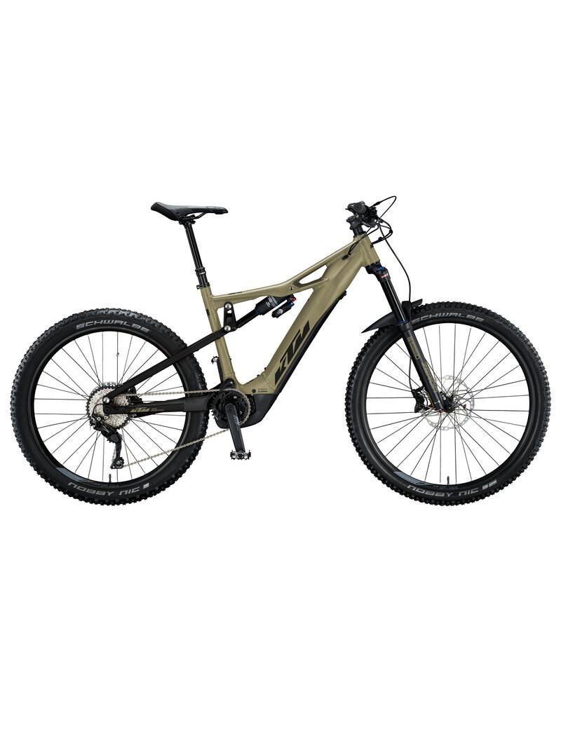 MACINA KAPOHO 2973 2020. VTT électrique tout-suspendu KTM. Global Vélo