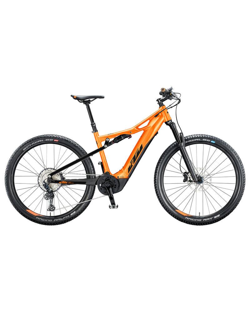 MACINA Chacana 293 2020. VTT électrique tout-suspendu KTM. Global Vélo