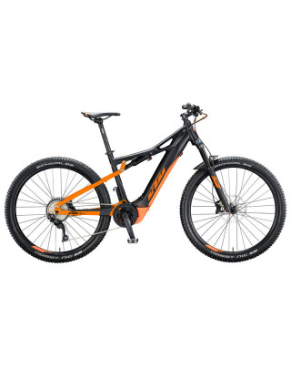 MACINA Chacana 294 2020. VTT électrique tout-suspendu KTM. Global Vélo