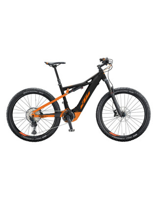 MACINA LYCAN 271 2020. VTT électrique tout-suspendu KTM. Global Vélo