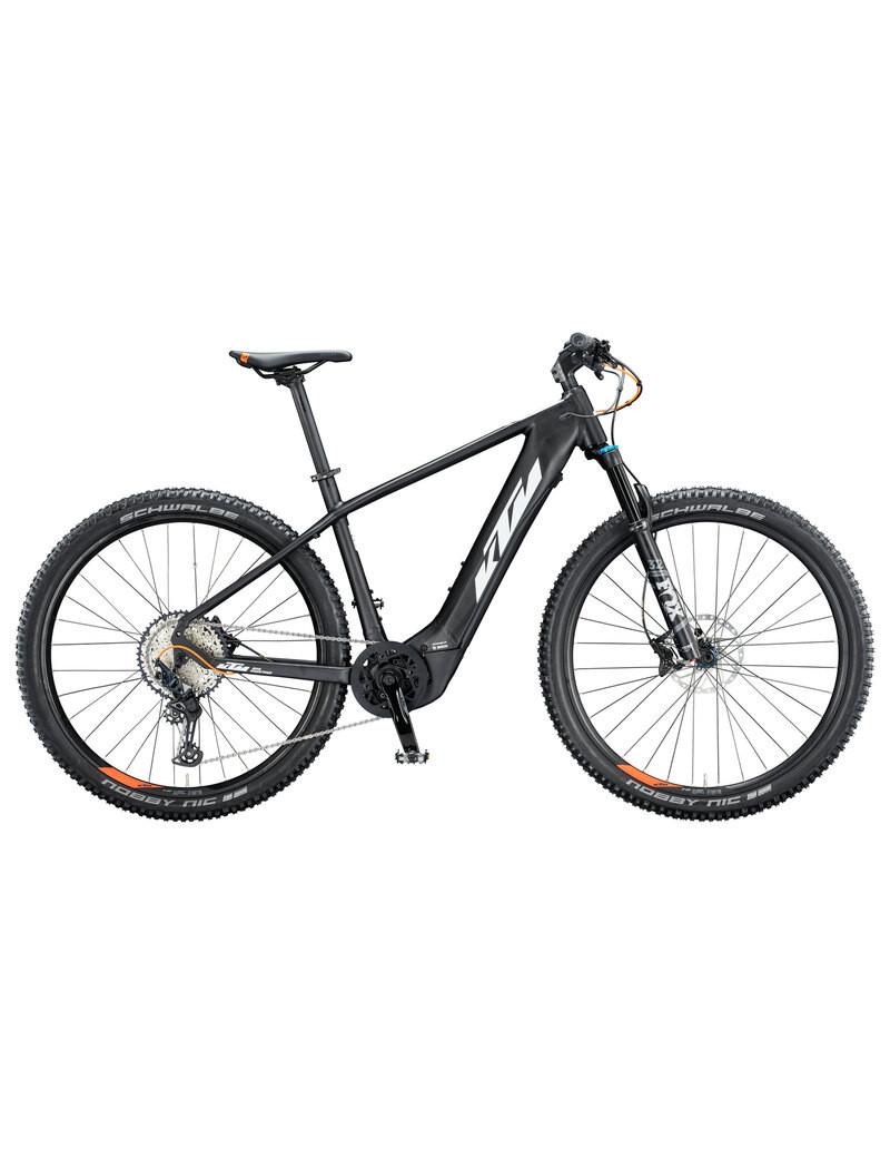 Macina Team 291 2020. VTT électrique tout-suspendu KTM. Global Vélo