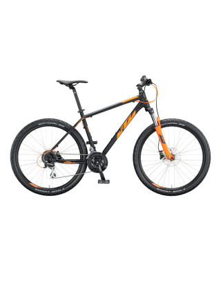 Chicago Disc 27.5 Noir - 2020 - VTT semi rigide KTM - Global Vélo Nay
