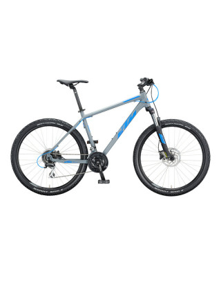 Chicago Disc 27.5 Bleu - 2020 - VTT semi rigide KTM - Global Vélo Nay
