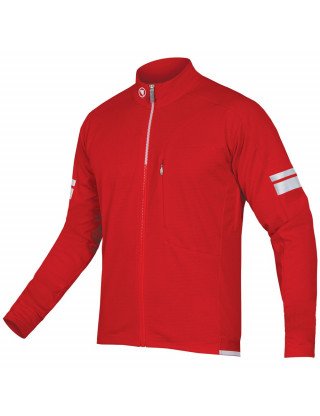 Endura windchill jacket rouge