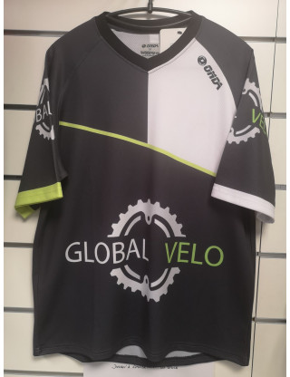 Maillot GlobalVelo Jersey Gris
