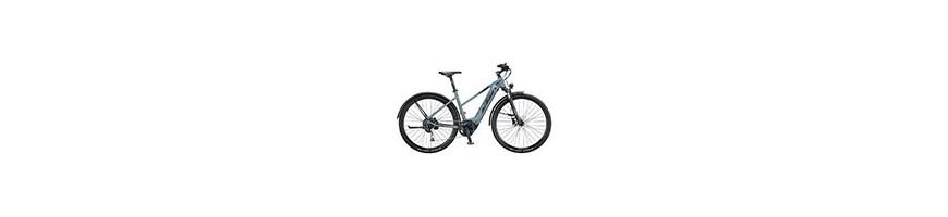 Vélo électrique pour Trekking - Global Vélo